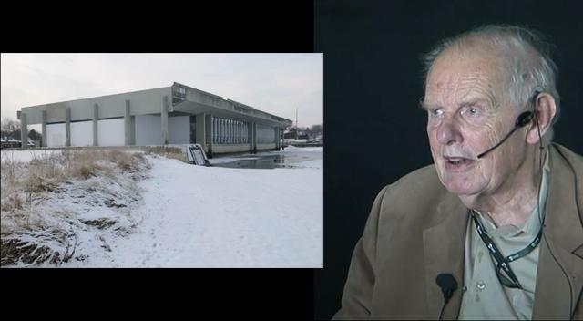 Marts, 2012: Olaf Olsens jubilæumsforedrag om udgravningen af Skuldelevskibene i 1962
