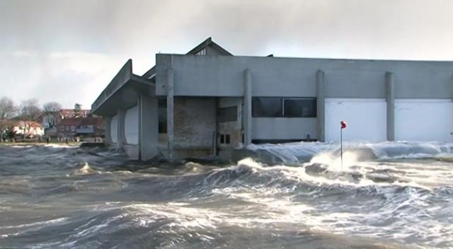 Stormfloden i december 2013