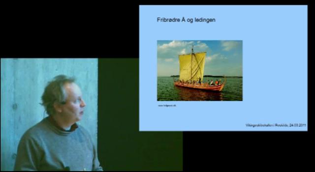 Foredrag: Fribrødre Å på Falster
